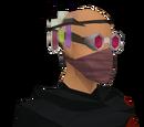 Modified botanist's mask