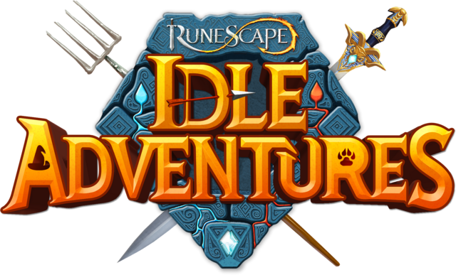 File:RuneScape Idle Adventures Logo.png