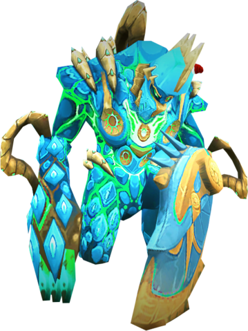 File:Telos, the Warden (dormant) (christmas).png