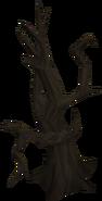 Dead tree old