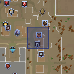 Shopkeeper (Al Kharid) location