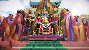 Menaphos Pharaoh cinematic
