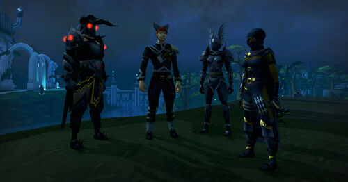 Shadow outfits news image
