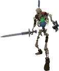Skeleton warlord