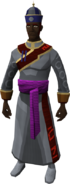 Wushanko outfit equipped (male)