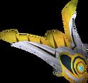 Armadyl buckler detail