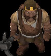 Dwarven Miner