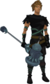 Lunarfury Maul (Tier 1) equipped.png