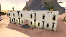 The Big Heist Lodge exterior