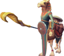 Camel Warrior