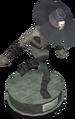 Duellist's cap (tier 1) statue.png