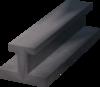 Steel girder detail