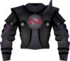 Superior elite void knight top (justiciar) detail