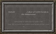 Wildstalker helmet (tier 6) behold