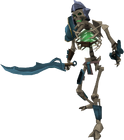 Skeleton heavy