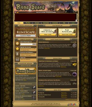 Homepage Q3 2008
