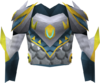 Armadyl chestplate detail