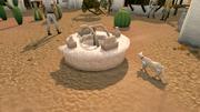 Desert Slayer Dungeon entrance