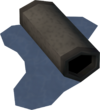Wet pipe detail