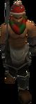 Christmas Forgotten warrior