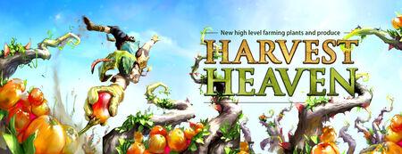Harvest Heaven banner