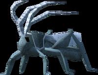 Ravenous locust (Familiarisation)