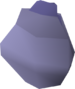 Blamish blue shell (round) detail