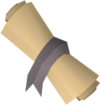 Iron sword design detail