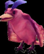 Tortleshell Plover