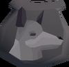 Wolf pouch(u) detail