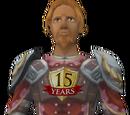 15th Anniversary tunic