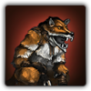 Werewolf outfit icon (male)
