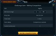 Challenge gem interface 3
