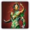 Elven warrior outfit icon