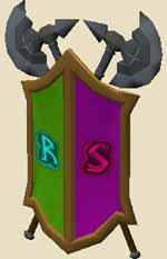 Reaver's targe