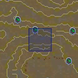 Ambush Commander location