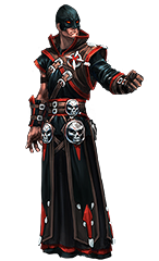 Executioner Outfit preview