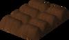 Chocolate bar (i) detail