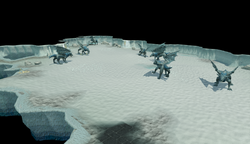 Frost Dragon Resource Dungeon