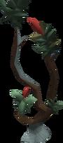 Entgallow tree