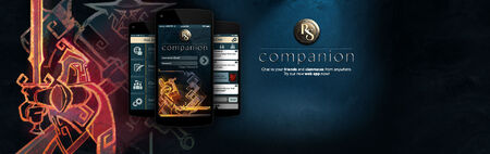 RS Companion banner