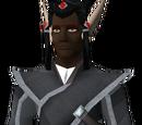 Elf-style wig