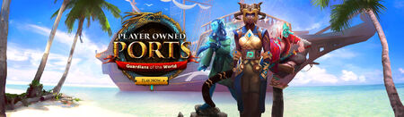 Ports Expansion 3 head banner