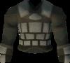 Morrigan's leather body detail