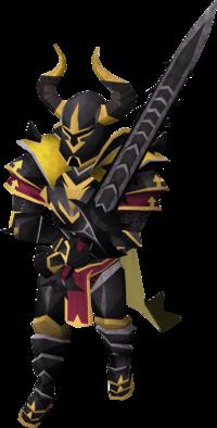 Black Knight Guardian