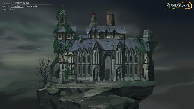 File:Haunted House concept art.jpg