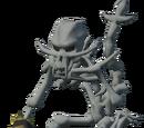 Skeletal horror