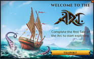 Welcome to the Arc