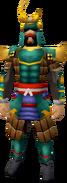 Gu ronin armour equipped