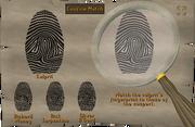 Rick Turpentine fingerprint